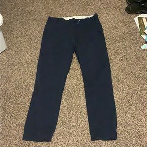 Polo Ralph Lauren navy pants